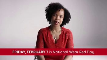 Go Red for Women TV Spot, 'Pregnant With My Daughter' - Thumbnail 1
