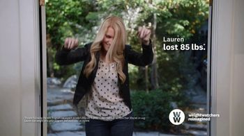 myWW TV Spot, 'Lauren: Lose 10 Pounds' Song by Spencer Ludwig - Thumbnail 8