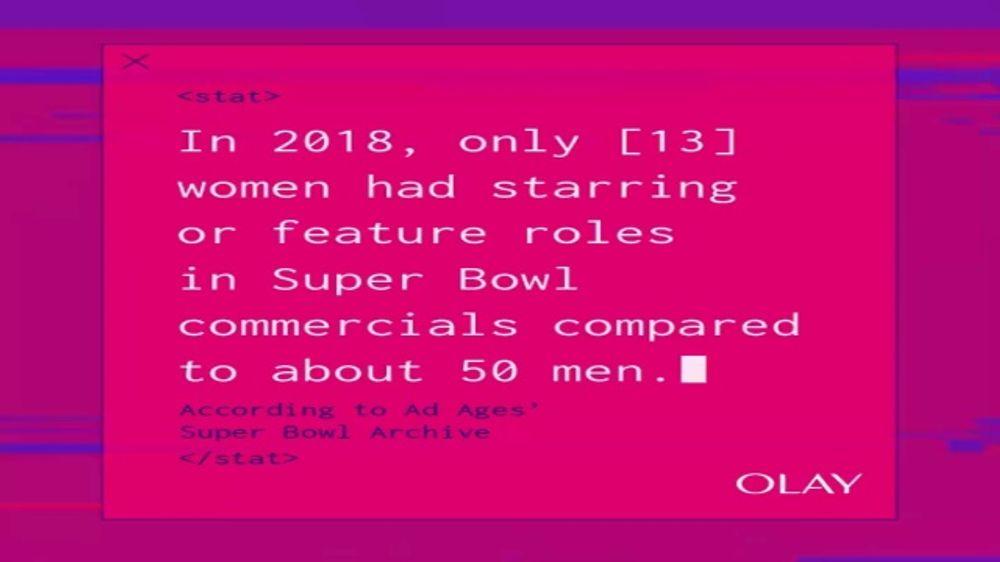 Olay: Teaser: Make Space For Women