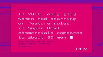 Olay Super Bowl 2020 Teaser, 'Make Space For Women' - Thumbnail 1