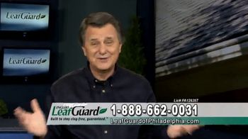 LeafGuard of Philadelphia 99 Cent Install Sale TV Spot, 'What's In Your Gutters' - 2 commercial airings