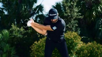 TaylorMade SIM Driver TV Spot, 'Drastic Change' Featuring Dustin Johnson, Tiger Woods, Rory McIlroy - Thumbnail 3