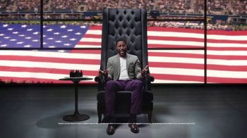 DraftKings TV Spot, 'Royalty Is Earned: Super Bowl LIV: Free' Featuring Nate Burleson - Thumbnail 2