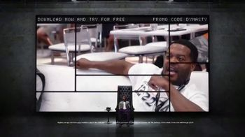 DraftKings TV Spot, 'Royalty Is Earned: Super Bowl LIV: Free' Featuring Nate Burleson - Thumbnail 3