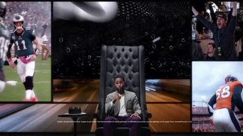 DraftKings TV Spot, 'Royalty Is Earned: Super Bowl LIV: Free' Featuring Nate Burleson - Thumbnail 4