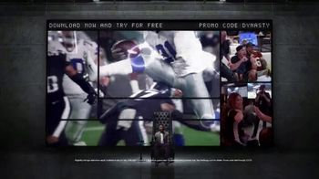 DraftKings TV Spot, 'Royalty Is Earned: Super Bowl LIV: Free' Featuring Nate Burleson - Thumbnail 7