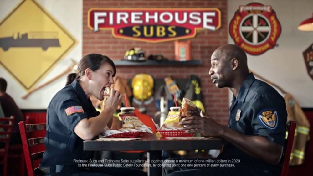 Firehouse Subs $4.99 Choice Subs TV Commercial, 'No Ordinary Sub Shop'