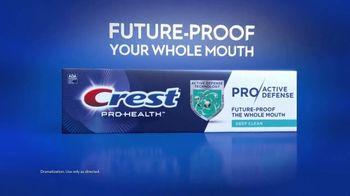 Crest Pro-Health Active Defense TV Spot, 'Future-Proof Your Whole Mouth' - Thumbnail 4