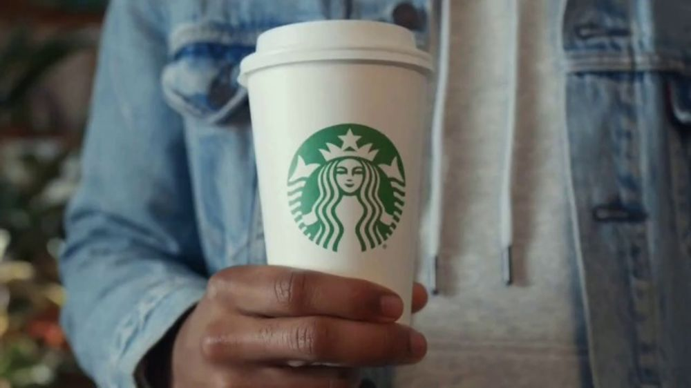 Starbucks TV Commercial, 'Here for Every You' Song by The Knocks