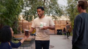 Starbucks TV Spot, 'Here for Every You' Song by The Knocks - Thumbnail 6