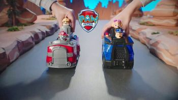 PAW Patrol Split Second Vehicles TV Spot, 'Split Up, Double Up' - Thumbnail 1