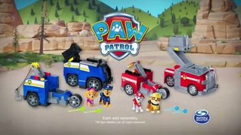 PAW Patrol Split Second Vehicles TV Spot, 'Split Up, Double Up' - Thumbnail 10
