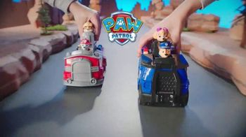 PAW Patrol Split Second Vehicles TV Spot, 'Split Up, Double Up' - Thumbnail 2