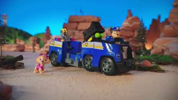 PAW Patrol Split Second Vehicles TV Spot, 'Split Up, Double Up' - Thumbnail 4