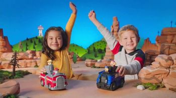 PAW Patrol Split Second Vehicles TV Spot, 'Split Up, Double Up' - Thumbnail 9