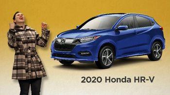 Honda TV Spot, 'Works for You: HR-V & CR-V' [T1]