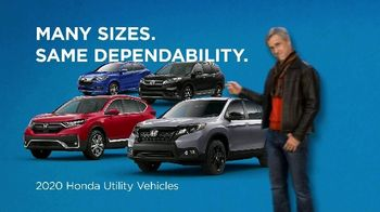 Honda TV Spot, 'Works for You: HR-V & CR-V' [T1] - Thumbnail 1