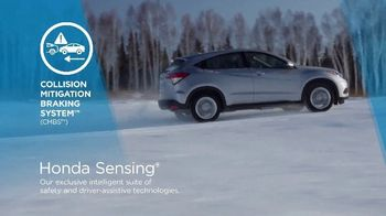 Honda TV Spot, 'Works for You: HR-V & CR-V' [T1] - Thumbnail 7