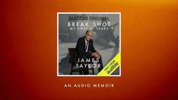 Audible Inc. TV Spot, 'Break Shot: My First 21 Years' Featuring James Taylor - Thumbnail 10