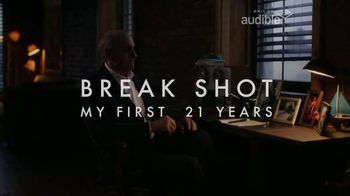 Audible Inc. TV Spot, 'Break Shot: My First 21 Years' Featuring James Taylor - Thumbnail 2