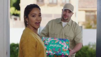 FabFitFun.com TV Spot, 'A Box of Fabulous' Featuring Gina Rodriguez
