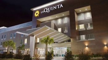 La Quinta Inns and Suites TV Spot, 'Tonight La Quinta, Tomorrow You Triumph: Pumped' - Thumbnail 1