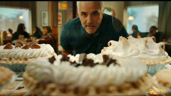 Perkins Burger, Fries & Pie Combo TV Spot, 'Bring the Pie First: $9.99'
