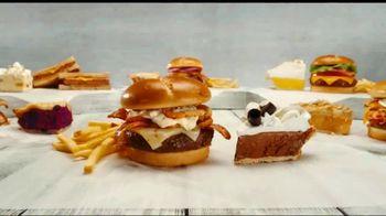Perkins Burger, Fries & Pie Combo TV Spot, 'Bring the Pie First: $9.99' - Thumbnail 8