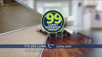 Luna Flooring $99 Sale TV Spot, 'You'll Love Your Floors for Less' - Thumbnail 8