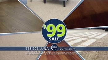 Luna Flooring $99 Sale TV Spot, 'You'll Love Your Floors for Less' - Thumbnail 9
