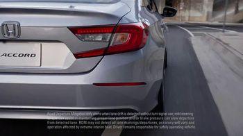 2020 Honda Accord TV Spot, 'Turning Points' [T2] - Thumbnail 3