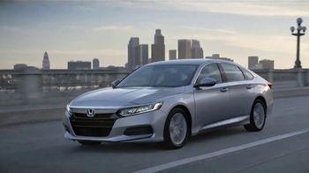 2020 Honda Accord TV Spot, 'Turning Points' [T2] - Thumbnail 7