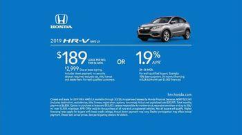2019 Honda HR-V TV Spot, 'In-Charge: Upper Hand' [T2] - Thumbnail 7