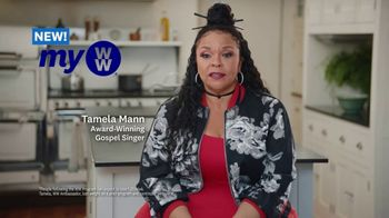 myWW TV Spot, 'Lose 10 Pounds on Us' Featuring Tamela Mann - Thumbnail 2