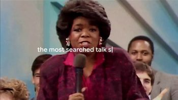 Google TV Spot, 'The Most Searched: A Celebration of Black History Makers' - Thumbnail 6
