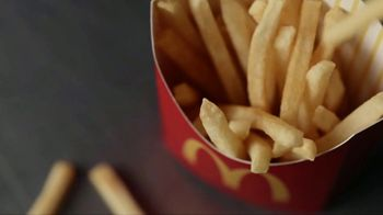 McDonald's Quarter Pounder TV Spot, 'Perfect Made Perfecter: French Fries' - Thumbnail 3
