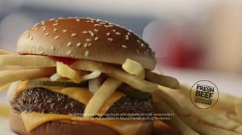 McDonald's Quarter Pounder TV Spot, 'Perfect Made Perfecter: French Fries' - Thumbnail 5