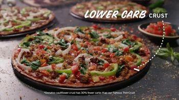 Donatos Cauliflower Crust Pizzas TV Spot, 'Punked' - Thumbnail 2