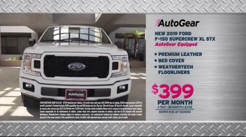 AutoNation Ford New Year New Truck Event TV Spot, 'AutoGear Equipped 2019 F-150s' - Thumbnail 3