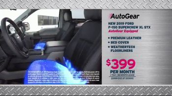AutoNation Ford New Year New Truck Event TV Spot, 'AutoGear Equipped 2019 F-150s' - Thumbnail 4