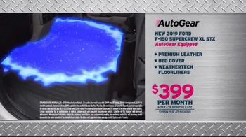 AutoNation Ford New Year New Truck Event TV Spot, 'AutoGear Equipped 2019 F-150s' - Thumbnail 5