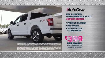 AutoNation Ford New Year New Truck Event TV Spot, 'AutoGear Equipped 2019 F-150s' - Thumbnail 6