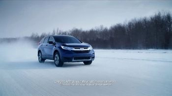 2019 Honda CR-V TV Spot, 'Proving Ground' [T2]
