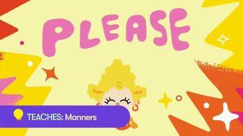 Noggin TV Spot, 'Good Manners' - Thumbnail 2