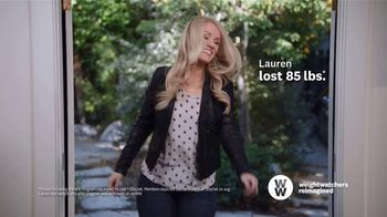 myWW TV Spot, 'Lauren: Less Than $1 a Day' Song by Spencer Ludwig - Thumbnail 8