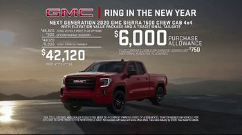 GMC Ring in the New Year TV Spot, 'Jaw Drop' [T2] - Thumbnail 7