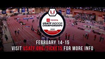 USA Track & Field, Inc. TV Spot, '2020 Indoor Championships Tickets' - Thumbnail 8