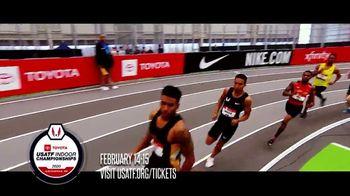 USA Track & Field, Inc. TV Spot, '2020 Indoor Championships Tickets' - Thumbnail 2