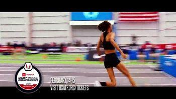 USA Track & Field, Inc. TV Spot, '2020 Indoor Championships Tickets' - Thumbnail 3