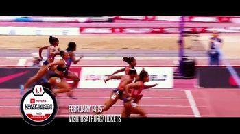 USA Track & Field, Inc. TV Spot, '2020 Indoor Championships Tickets' - Thumbnail 4
